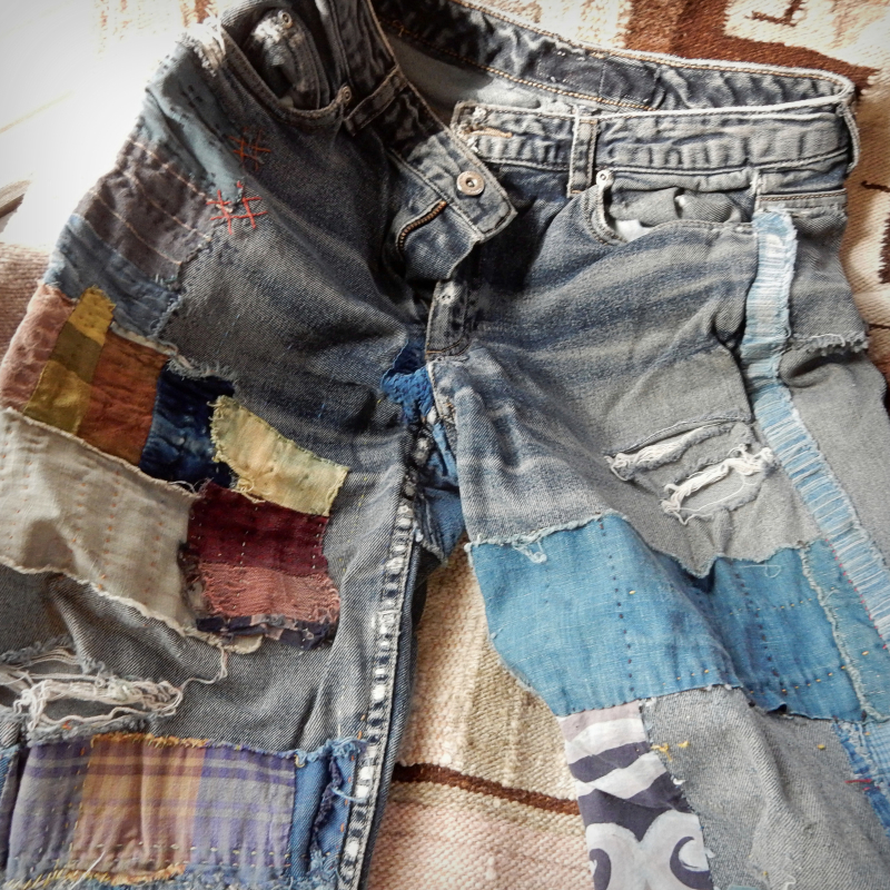 These old jeans