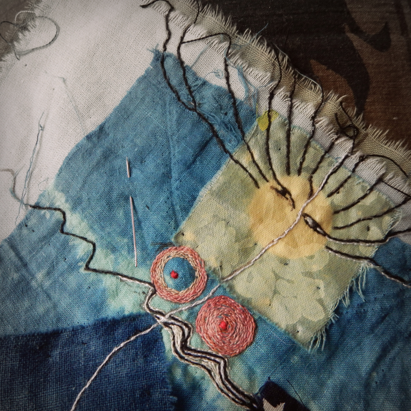Breasts like baskets