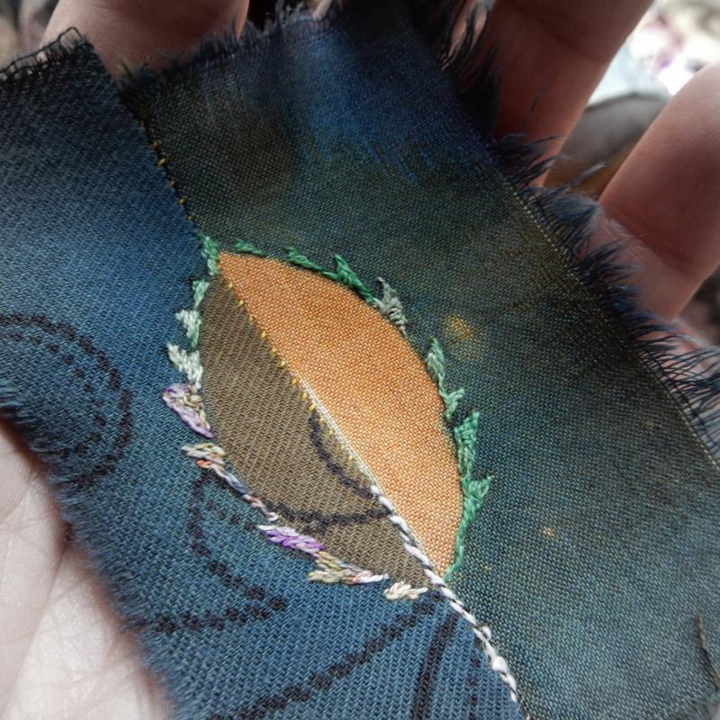Feather-leaf