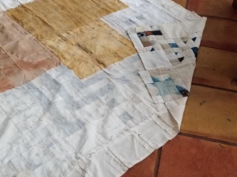 Silk lining
