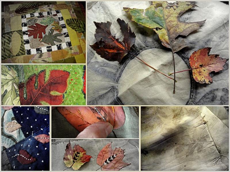 Remembering leaves