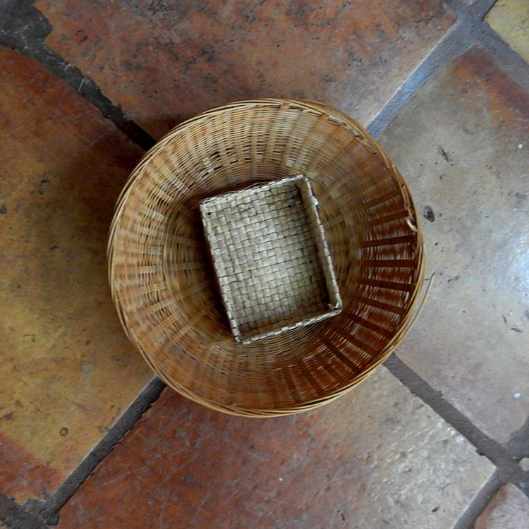 Basket within basket