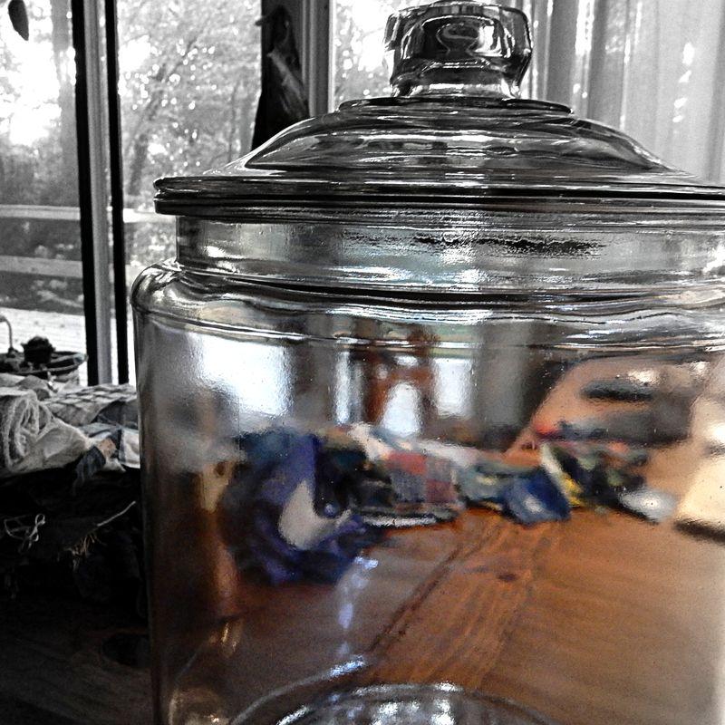 A big jar