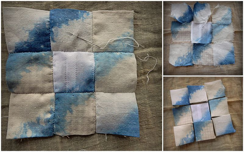 Dyed corners revisited