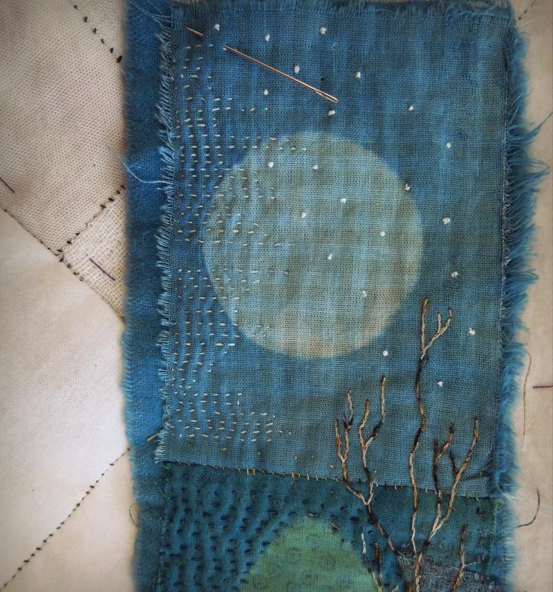 Storybook stitch