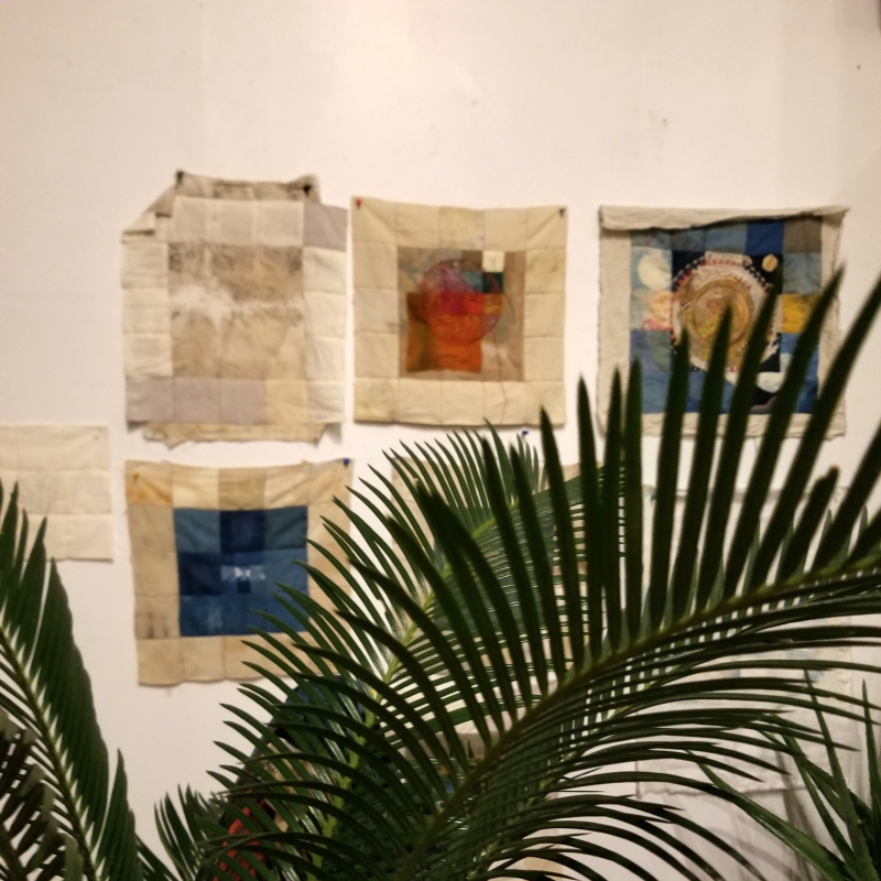 Plants and cloth 2