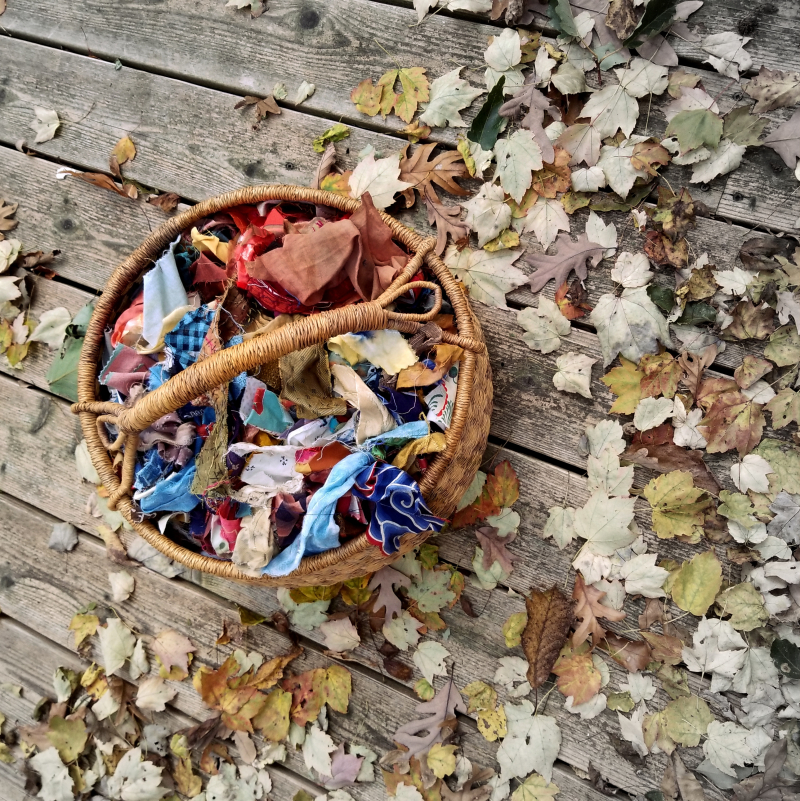 The season's scraps