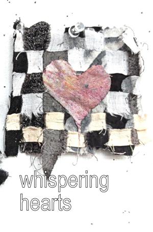 Whispering hearts
