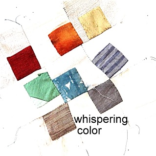 Whispering color