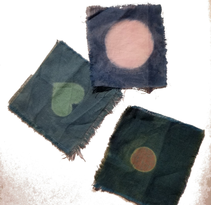 3 loose patches
